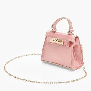 Handbags - Mini Bag Pink  Pastel